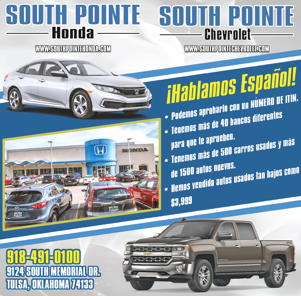 South Pointe Honda