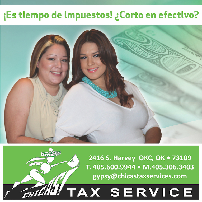 Chicas Tax Large